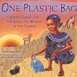 One Plastic Bag wins Eureka! Honor from California State Reading Association