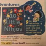 10 Little Ninjas Receives Missouri Building Block Picture Book Award