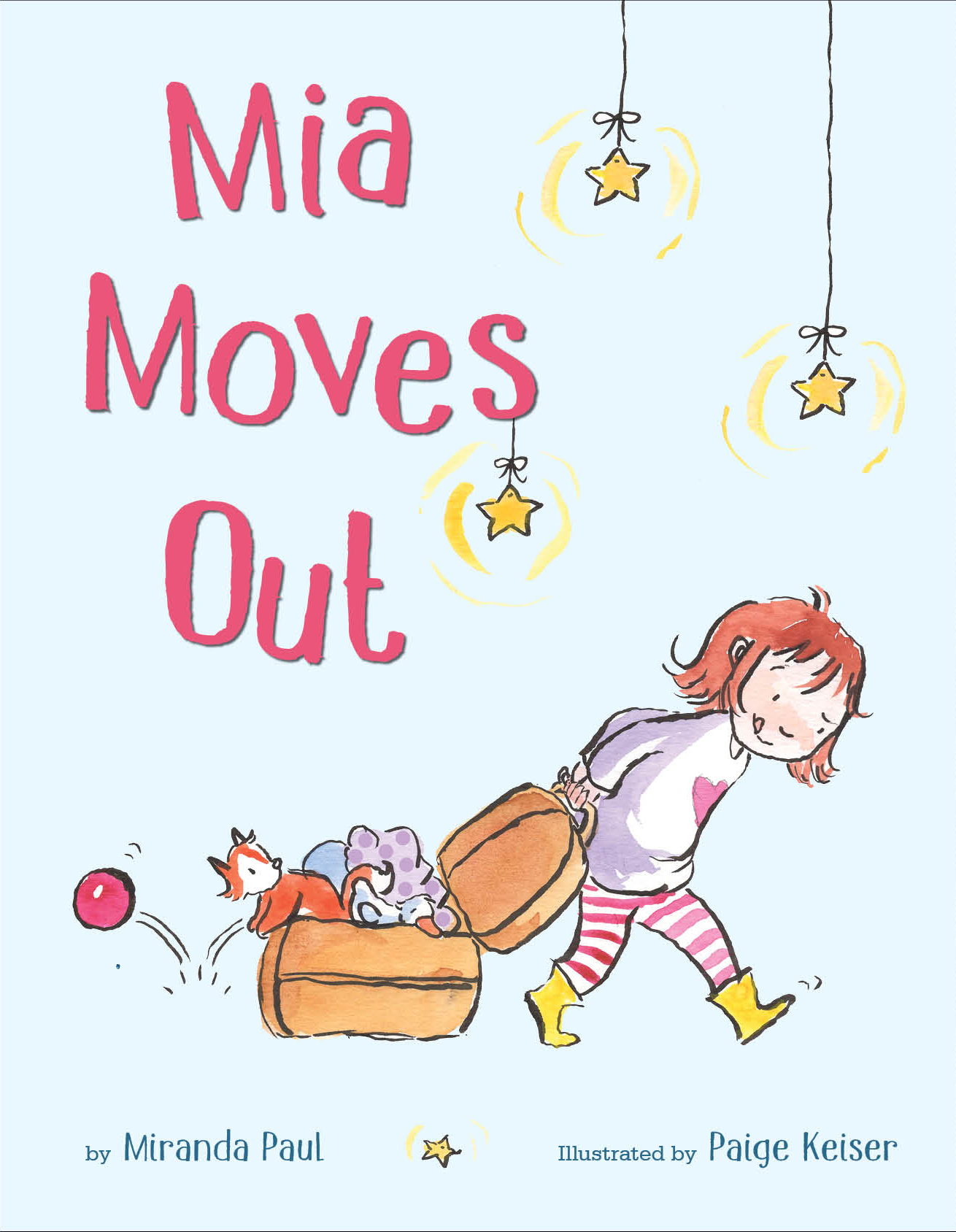 Mia Moves Out Is Sweet Sibling Story About One Fed Up Big Sister Who Wants To Find A Space Of Her Own
