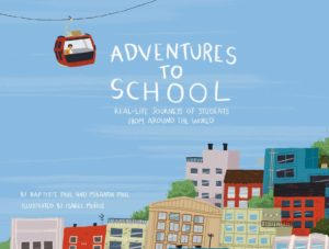 Adventures to School Book Cover